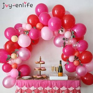 Balloons Arch Holder Stand Birthday Party Decorations Kids Adult Balloon Chain Balloon Arch Globos Wedding Balloons Decoration sqcdLc