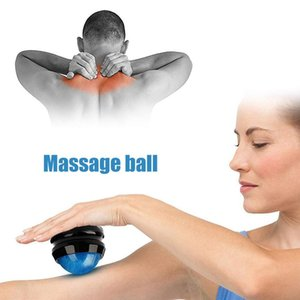 Main resin massage ball clothing bundle therapy Ball Fitness Yoga relax muscle sole oil massage ball