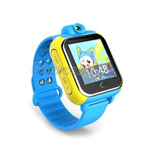 Kid GPS Location Smart Watch Q730 Phone Positioning Fashion Children Watch 1.54 Inch Color Touch Screen SOS Smartwatch with Camera PK Q50