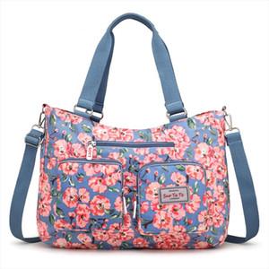 2020 Handbags Women Bags Designer Fashion Large Capacity Ethnic Shoulder Messenger Bag Big Totes Shopping Bag Bolso AF6