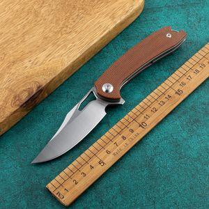 Hunter-killer manico in titanio etichettato M390 pale abbattibili strumenti di sopravvivenza di EDC della tasca cucina da campo coltelli da caccia esterni tattici
