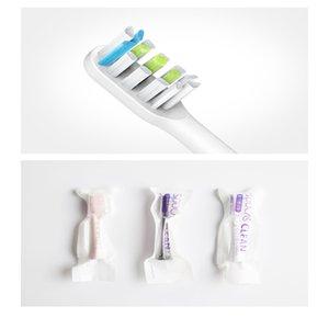 Soocas X3 X3U X1 X5 Replament فرشاة الأسنان رئيس أصلية عالية الجودة 2 قطعة رؤساء لكل صندوق