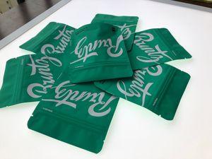 Y EDIBLE Matt Mylar Bag 3.5gram California Packaging Local Mylar Bolsas WMTMXO RUNTZ Etiquetas Etiqueta 3.5G SF Back Holograma Green Xhhair GOWI