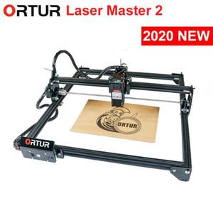 CNC Ortur Laser Graver Деревянный розетка CNC Машина Grbl Control Hobby DIY Graving Machine для древесины PCB PVC Mini OLM-2 Engrover