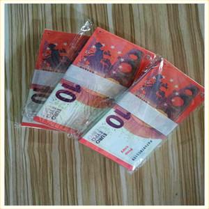 18nightclub Bar Atmosphäre Requisiten Geld Gefälschte Billet 10 Euro Fake Film Money Billet Euro 10 Spielen Mone4