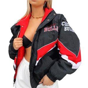 Plus Large Size Jacket Women Coat Hat Winter Jacket Light Warm Ladies Winter Coat Female Outwear Hooded Long Sleeve Clothing 201016