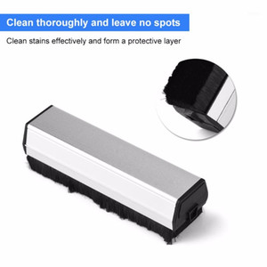 Turntable Player-Cleaner Accessory Anti Static Carbon Fiber Vinyl Record Cleaner-Cleaning-Brush for CD LP Record-Brush Set1