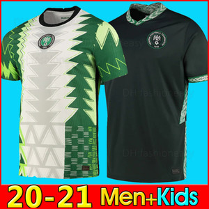 2020 Nigeria Home Away Soccer jersey  Футболка 2020 Нигерия - дома на выезде 20 21 Нигерия maillot de foot Okechukwu OKOCHA AHMED MUSA MIKEL IHEANACHO Футболки