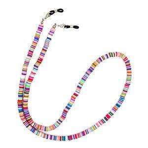 mode couleur à cou pendaison lunettes chaîne antidérapage de lunettes cadeau de la chaîne Hommes Femmes Bijoux FASHION chain0888
