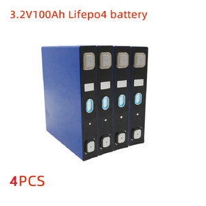LiFePO4 3.2V 100Ah Batteries With Busbars For 12V 24V 48V Battery apck