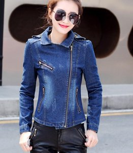 Women's Jackets 2021 Women In Spring And Autumn With Style Fashion Long Sleeve Jacket Coat