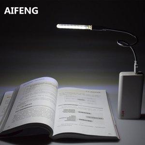 Aifeng Led Usb Light Lamp Night Light Touch For Reading 3led 8led Cool Warm White Portable Keyboard Portable Mini Usb Led Swy sqcPAQ