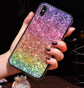 New Diamond Glitter Premium Rhinestone Case Designer Women Defender Phone Case For iPhone 12 11 Pro Xr Xs Max 6 7 8 Plus