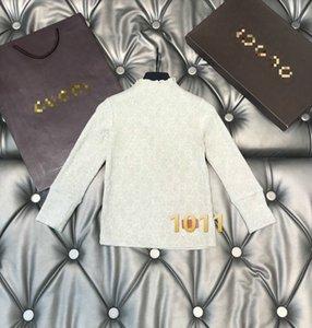 Infantil mismo suéter de cachemira de las mujeres 2020 Nueva tendencia de la moda de punto de Big Kids Pullover 619919D17 géneros de punto de los hombres y