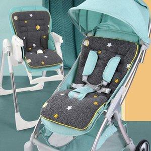 Carrinho de Bebê Almofada Infant Car Seat Insert Fluff Universal bebê Assento Liner Pad para Stroller, carro