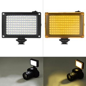 1pcs 96 LED Video Light Phone Video Light Photo Lighting on Camera Hot Shoe LED Lamp for Xs Max Camcorder Cano