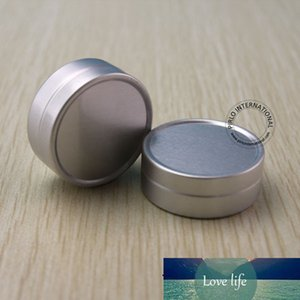 10g Empty Aluminium Cosmetic Container, High Quality Balm Jar, Metal Jar For Cream Ointment, Hand Cream, Makeup Tools 50pcs lot