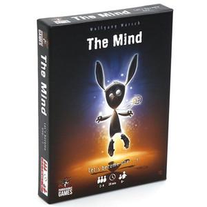 Hot The Mind Card Jeux 2-4 Joueurs Jeux de stratégie Pandasaurus pour les enfants Adultes Cadeaux Home Party Fun Table Board Divertissement Divertissement