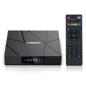 T95H Android 10.0 TV Box Allwinner H616 RAM 4GB ROM 32GB 64GB 2.4G 5G WiFi 6K Bluetooth vs TX6S T95 H96