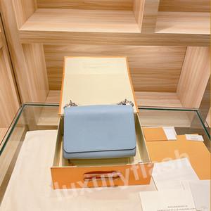 2021 New Luxurys Designer Brief Umhängetasche Europa und Amerika Mode Crossbody Bags Candy Colors Damen Geldbörse Limited Sale Großhandel
