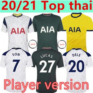 Thaïlande WERNER PULISIC KANTE ABRAHAM MOUNT maillots de football ZIYECH 2020 2021 Accueil Camiseta de kits de football chemise 20 21home loin des HOMMES ENSEMBLES