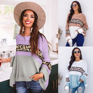 Women's Sweater 2020 Hot Sell Autumn New Arrival Fashion Female Long Tshirt High Street Element Women Clothing 3 Color Select Size : S-XL