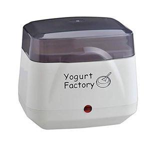 Yogurt Maker Machine Electric Yogurt Maker Free Storage Container & Lid Perfect For Organic, Sweetened, Flavored, Plain Or Sug