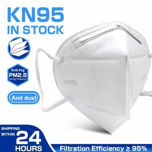 DHL Free Masks Ship Disposable Face Mask Dust-proof Fabric 95% Respirator Windproof Dustproof Anti-Fog Non-woven Outdoor Masks DHL Free Kesc