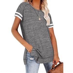 Emqv Marka Bayan Tasarımcı T S-2XL Lüks Baskılı DIY Tees 2020 Yaz Sıcak Satış Renkleri T Gömlek 2 T003A447 Boyut Gömlek Karikatür