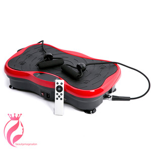 Newest US Stock Free Shipping Whole Body Vibration Machine Crazy Fit Massager Power Max Vibration Plate