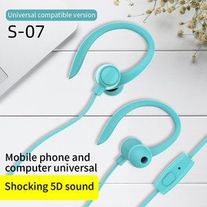 OPPO Telefone In-Ear Apple 6 Huawei Universal Computer K-Song Live Modelo: S07
