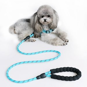 Pet Leash Dog Rope Dog Chain Medium and Large Pet Reflective Rope Dog Supplies