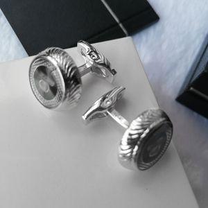 Top selling luxury men's Cufflinks high quality French Cufflinks fashion jewelry wholesale Gi_1
