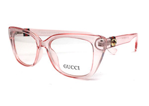 نظارات العين 2020 القط عين جديدة النظارات الإطار نساء العلامة التجارية خمر البصرية طباعة الإطار القط الكمبيوتر نظارات 18 لون oculos دي غراو