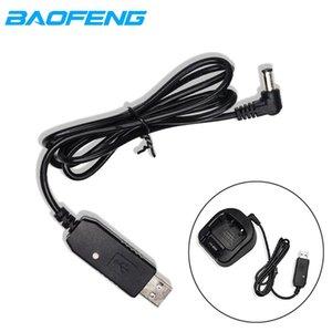 Walkie Talkie Orijinal Baofeng USB Şarj Kablosu Baz Şarj Tel Kordon UV-5R / UV 5R Pro / UV-82 / UV-9R Artı / UV-6R / UV3R Radyo