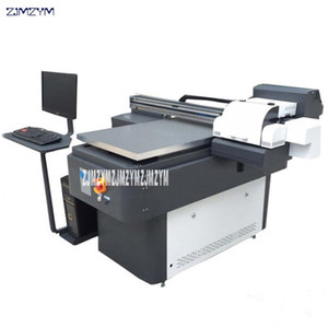 UV-Drucker Digitaldrucker Automatischer Multicolor NDL-6090 DX10-Kopf-Flachbett für Stift, Karte, Handy-Shell, Golfball