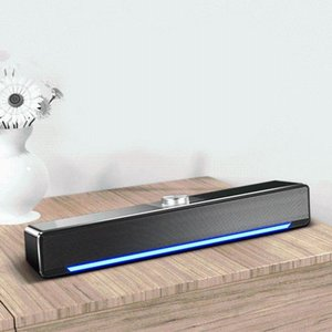 TV Sound Bar Wired And Wireless Bluetooth Home Surround SoundBar Portable Audio For PC Theater TV Speaker