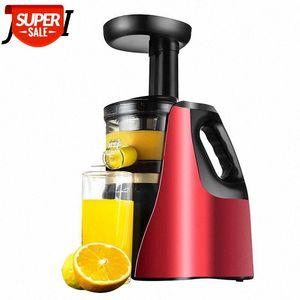 JIQI Automatic Slow Juicer multifunction juice Extractor orange lemon Juicer soya-bean milk machine Squeezer Reverse function EU #1P8I
