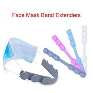 Extender regolabili maschera Elastic Strap Extension Free Your Ear Ear Strap Hook Mask Belt Pain Banda Rottura DHE601 Protect Dhl Regolatore Aw piombo