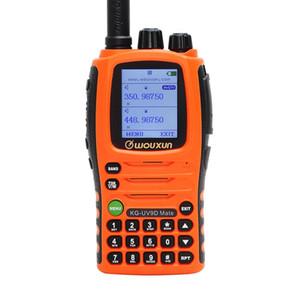 Wouxun KG-UV9D Mate-7bands / Air Band 10W Powerfrul 3200mAhCross Amateur Upgrade-KG-UV9D Plus-Ham Radio Walkie Talkie
