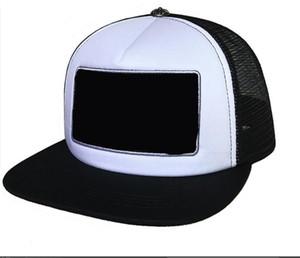 COREAN WAVE Cap Lettera ricamo curvatura berretto maschio hip hop visiera visiera maglia maschio femmina croce punk cappello da baseball per regalo