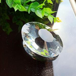 K9 50mm Clear Bird's Nest Genter стекло Кристаллические подвески Солнцезащитника Кристаллы Кристаллы люстры Призмы висит украшение украшения орнамента H BBYTDO