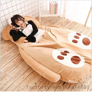 Teddy Bear Lit Simple Tapis rempli Grand tatami Sofa Sofa Sac Bean Cadeau W1218