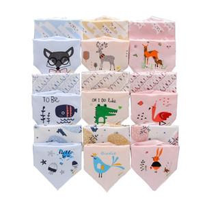 Venta al por mayor 50PCS lindo del animal / Catoon perrito del gato Pañuelos ajustable collar de perro vendaje bufanda Suministros para Mascotas