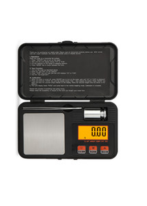 Tool Box Scale High precision Mini Scale with Tweezers and Weight LCD display 200g 0.01g Pocket Scale Good Quality DHL Delivery