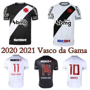 2020 camisa de futebol 2021 Vasco da Gama Futebol 20 21 Vasco German Cano Talles Magno Bruno César Bastos Benitez Lucas R
