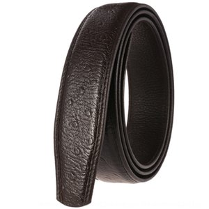 ostrich pattern head layer cow automatic ly35-3188 Leather belt ostrich pattern head layer cow leather automaticbelt beltbelt ly35-3188 eXv