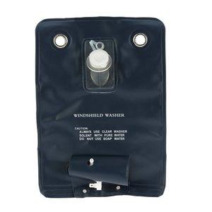 12V Universal Windshield Washer Bomba Bag Kit Com Jet botão do interruptor para Classic Car