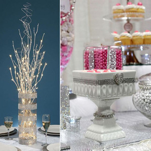 Diamond Napkin Ring Christmas Rhinestone Wrap Santa Claus Chair Buckle Hotel Wedding Supplies Home Table Decoration EWC2958