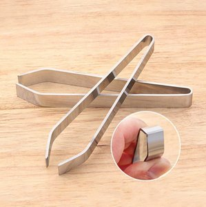 Herramienta de pescados y mariscos de hueso de acero inoxidable pinzas removedor de pinza tirador de pinzas Escoja -Up Crafts
